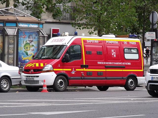 ambulance à proximité autour de moi