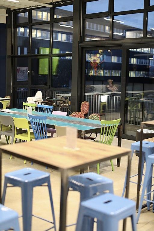 cafeteria à proximité autour de moi