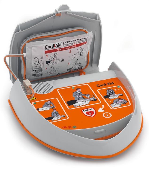 defibrillateur à proximité autour de moi