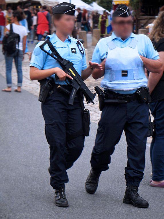 gendarmerie à proximité autour de moi