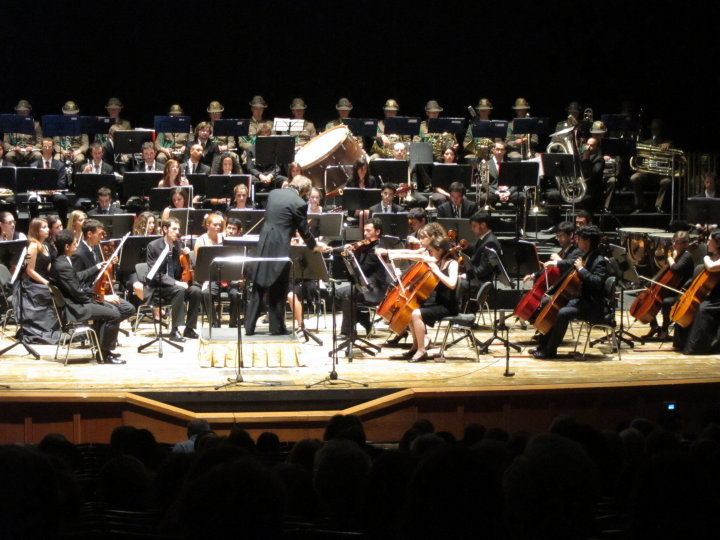 orchestra à proximité autour de moi