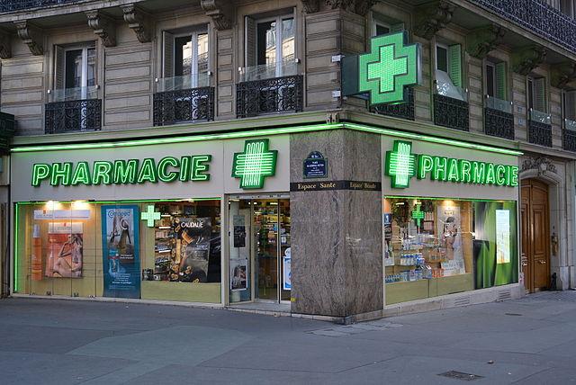 pharmaci à proximité autour de moi