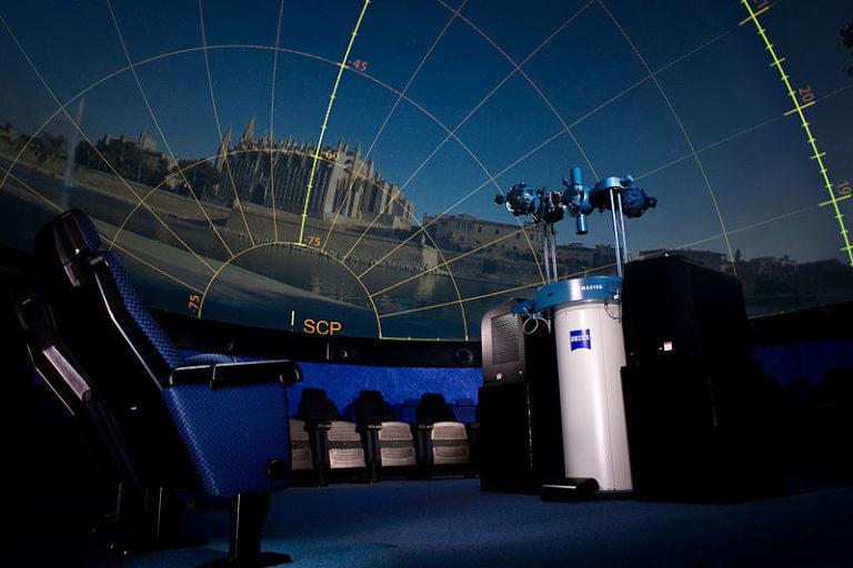 planetarium à proximité autour de moi