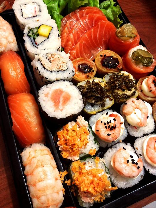 sushi à proximité autour de moi