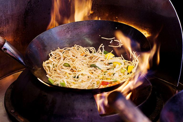 wok à proximité autour de moi